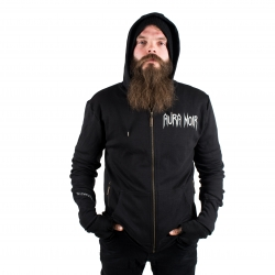 Hoodie Aura Noir Male