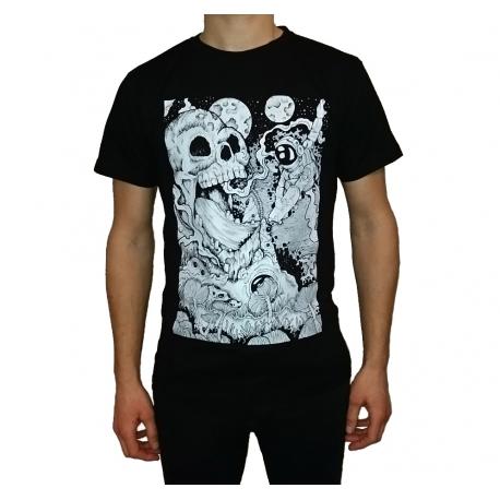 T-Shirt Astroskate - Trine Grimm