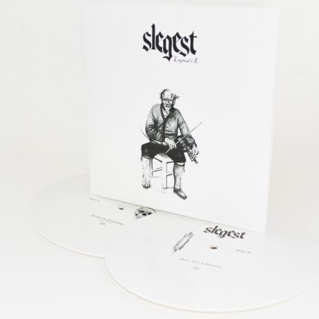 SLEGEST - LAGNAD I E - WHITE