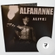 ALFAHANNE - ALIVE! - WHITE
