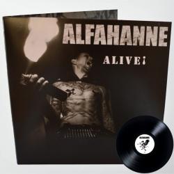 ALFAHANNE - ALIVE! - BLACK