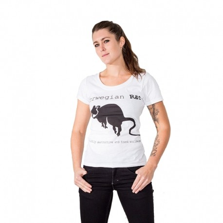 T-Shirt White Female