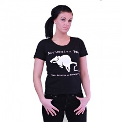 T-Shirt Black Female