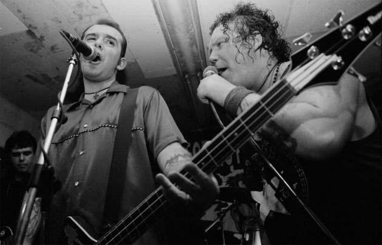 Legends of punk rock'n'roll