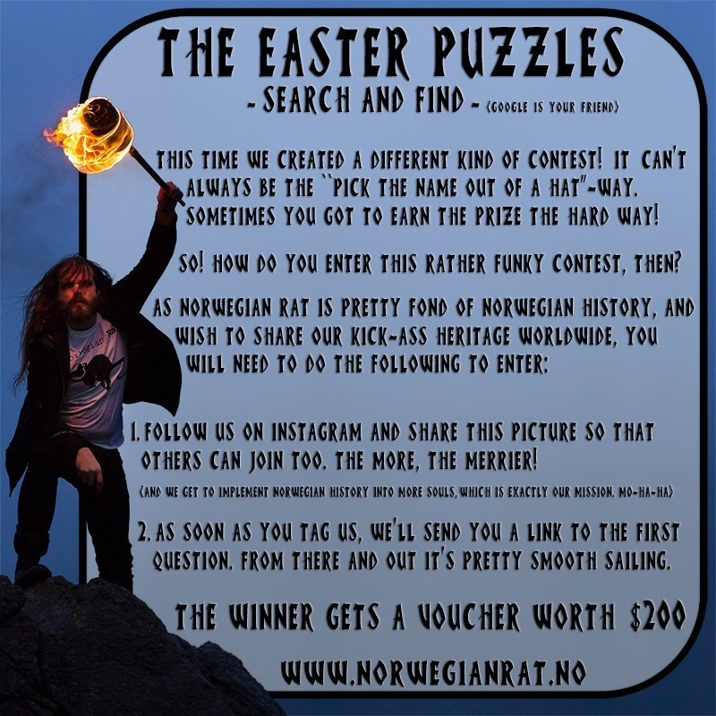 The Easter Puzzles