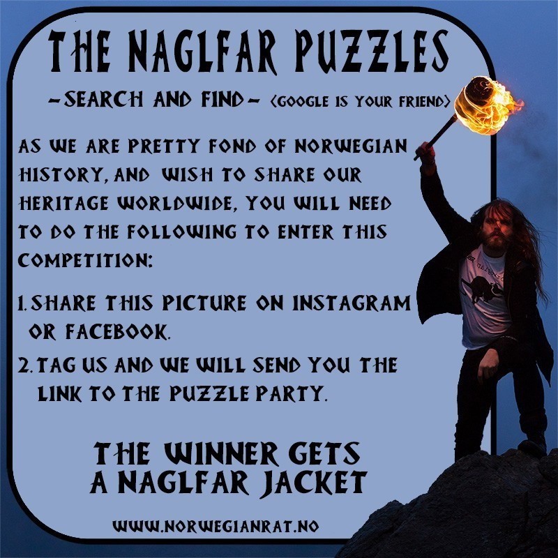 The Naglfar Contest