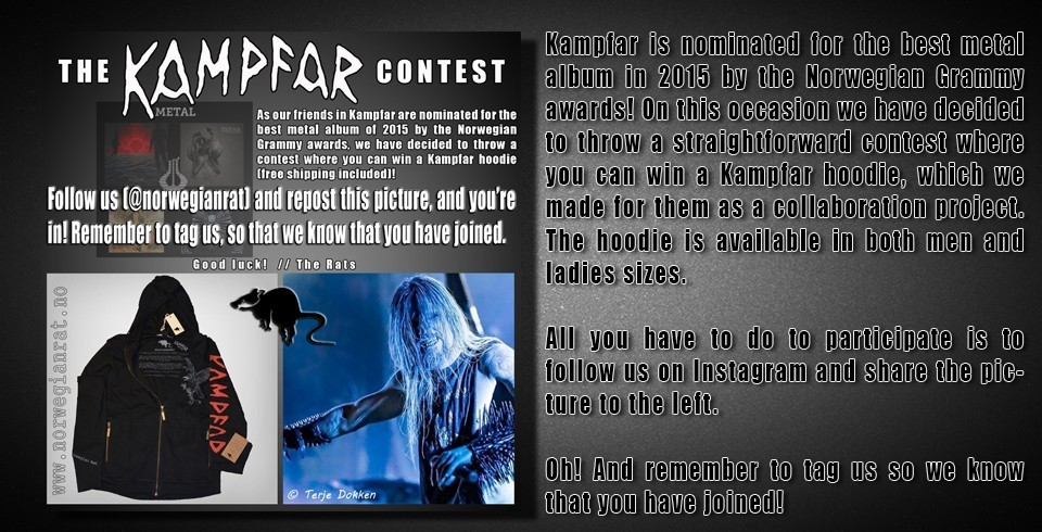 The Kampfar Contest