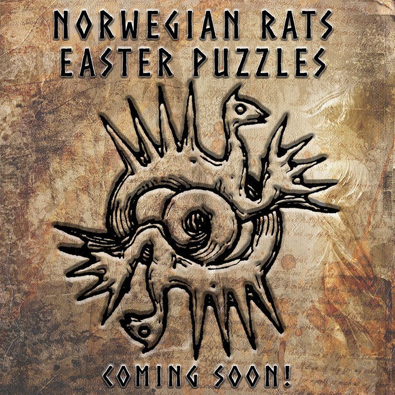 Easter Puzzles - Coming